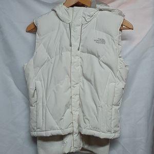 North face 600 women puffer vest